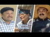 Qalpoq - Poyafzal | Калпок - Пояфзал (hajviy ko'rsatuv)