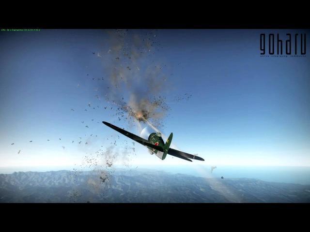 War Thunder | GoHa.Ru - О самолете N1K2-J Shiden Kai