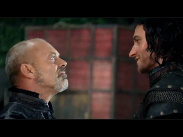 Kill the Lights - Guy of Gisborne (Robin Hood BBC)