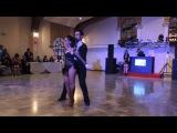 Nsalsat Saltillo 3er Aniversario - Esteban y Desiree