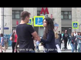Смотреть видео пикап девушек по русски, вагина фотография сексуально
