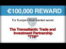 WikiLeaks - The US strategy to create a new global legal and economic system TPP, TTIP, TISA.