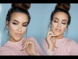 Makeup Look  Glittery Glowy Glam - NICOLE GUERRIERO