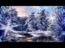 Серебристые снежинки mpg
