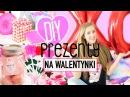 DIY prezenty na walentynki DIY Valentines Day Gift Ideas