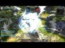 Dragon Nest PVP 220 Lv.90 Silver Hunter vs Silver Hunter (드래곤네스트 ドラゴンネスト 龙之谷 龍之谷)