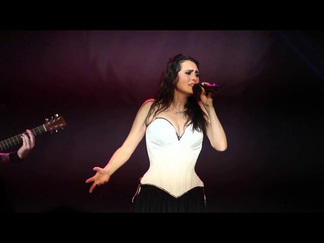 Within Temptation - Never Ending Story, Novosibirsk, 19.10.15