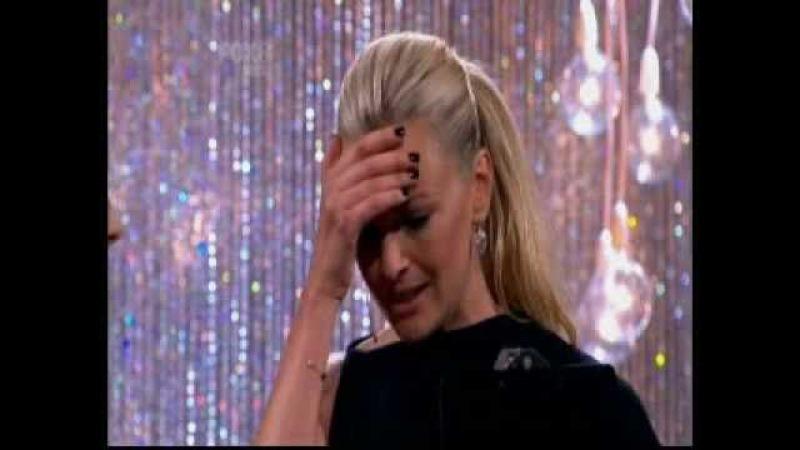 6 сезон Топ-модель по-австралийский. Ведущая перепутала победительницу.
