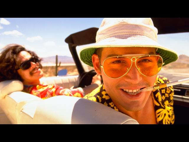Страх и ненависть в Лас Вегасе Fear and Loathing in Las Vegas 1998 Русский трейлер