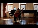 А Иванов Крамской вар на тему русской народной песни Тонкая рябина