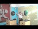Торопов Влад, вк 77 Толчок 150 кг на 2 р