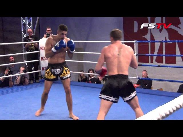 Dainius Gedvilas vs Tarek Baish
