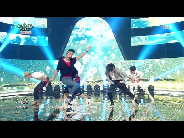 [ OFF ] 150612 SHINee (샤이니) - VIEW @ KBS MUSIC BANK
