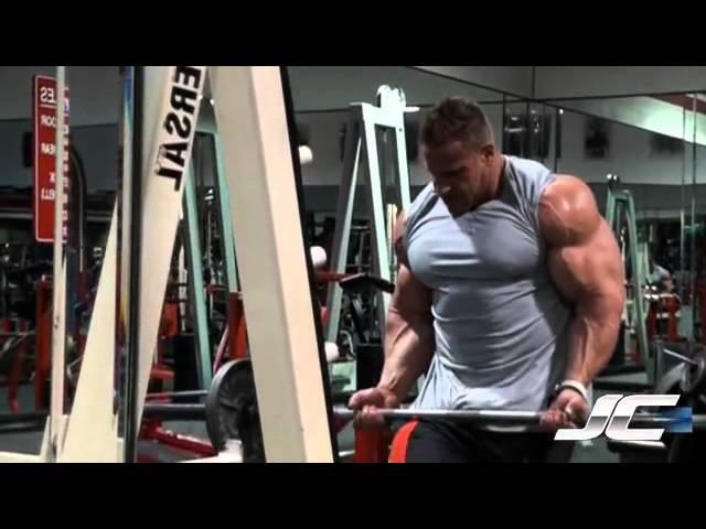 Jay Cutler Arms - Biceps