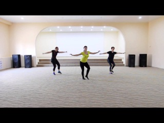 Видео урок танцевального флешмоба Flashdance 2016 в Оренбурге
