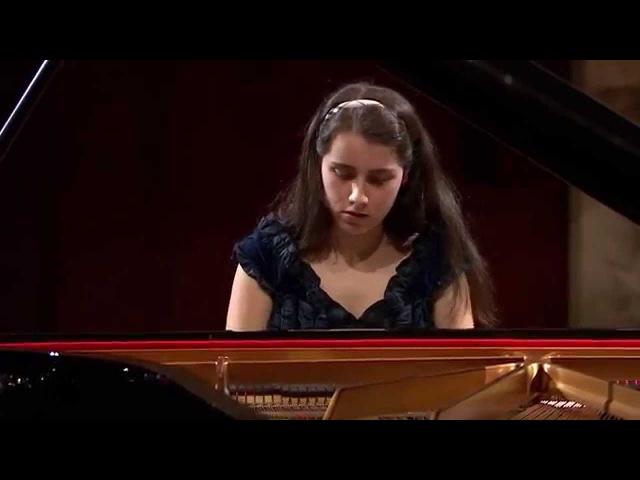 Michelle Candotti – Polonaise in F sharp minor Op. 44 (second stage)