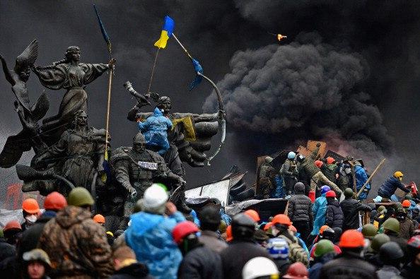 Ночью террористы интенсивно обстреливали Станицу Луганскую. Перебит газопровод, - ОГА - Цензор.НЕТ 4319