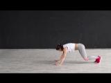 Жиросжигающая тренировка по системе табата [Workout _ Будь в форме]
