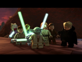 Lego Звёздные войны: Хроники Йоды – Атака джедая (Lego Star Wars: The Yoda Chronicles - Attack of the Jedi, 2013)