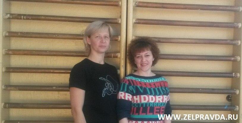 Литвинова Ю.В.: Впервые за всю историю школы наша гимнастка стала мастером спорта