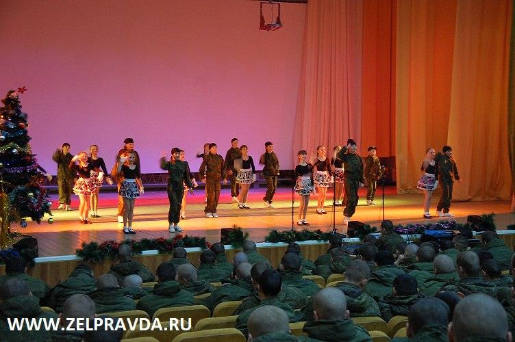 Учащиеся и преподаватели Кардоникской детской школы искусств подготовили концерт для военнослужащих 34 отдельной мотострелковой бригады