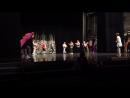 Репетиция ( прогон ) Мюзикла Маугли Театр Театриум на Серпуховке . Костя Раскатов - волчонок .