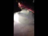 резина дым yamaha jog