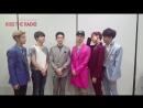 VIDEO MESSAAGE 151015 GOT7 @ KBS «Sukira Kiss The Radio».