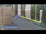 Испытание дрона для быстрой разведки помещений FLA (Fast Lightweight Autonomy)