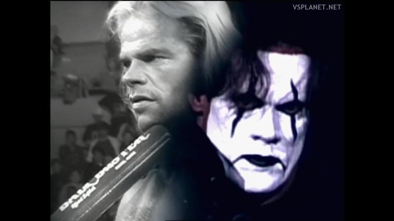Sting video @ WCW Monday Nitro 16.12.1996