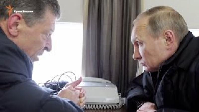 Доказательства преступности режима Владимира Путина