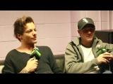 One Direction backstage OTRA2015 // Olivia Jones