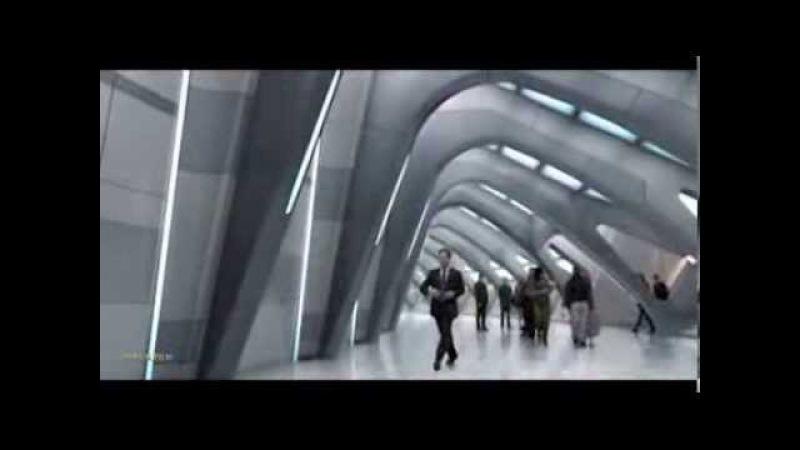 группа Москва. (Gorky Park).. Тухманов. НЛО. клип. Visitors. 2013.