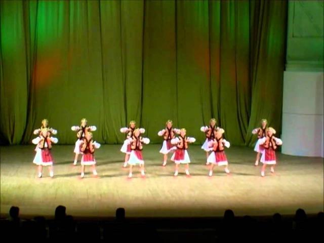ДШИ Аккорд - Гуцульский танец