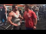 Arnold Schwarzenegger vs Calum Von Moger 2016 HD