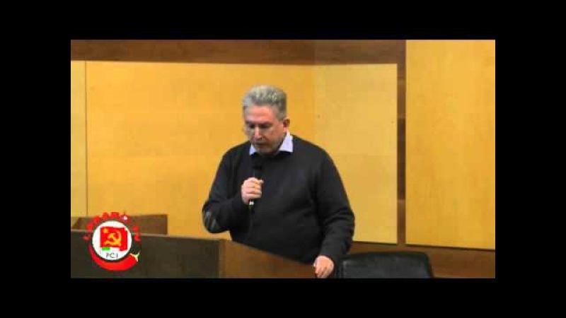 Assemblea Ricostruire il Partito Comunista - Stefano Friani