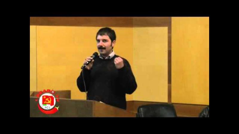 Assemblea Ricostruire il Partito Comunista - Francesco Stilo