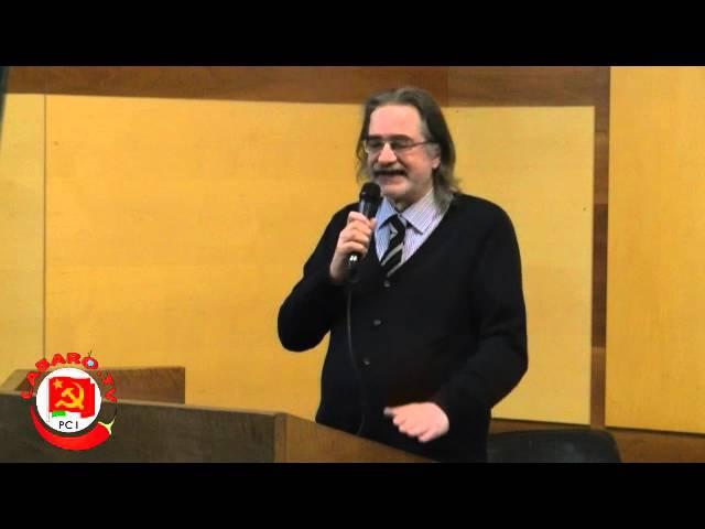Assemblea Ricostruire il Partito Comunista - Alessandro Leoni