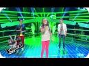 BOY - Little Numbers (Leif, Vanessa, Joel) | The Voice Kids 2014 | BATTLE | SAT.1