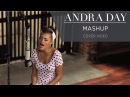 """Andra Day - """"He Can Only Hold Her"""" vs. """"Doo-Wop"""" [Amy Winehouse & Lauryn Hill Mash-Up Cover]"""