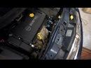 Замена прокладок маслоохладителя OPEL Astra Zafira z16xer