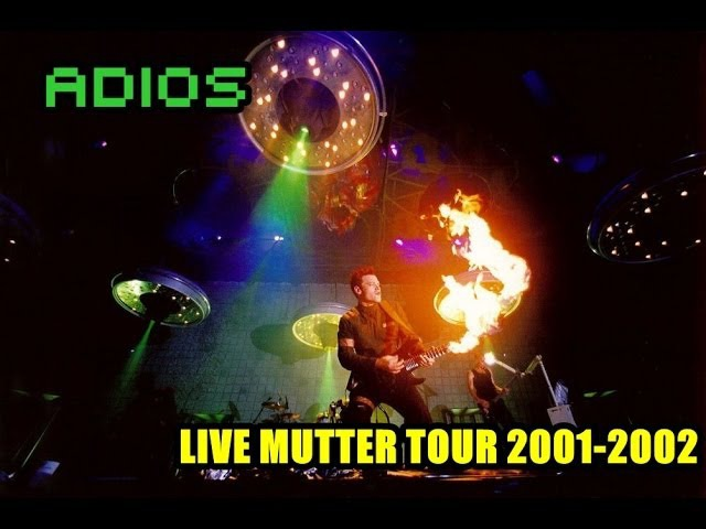 [06] Rammstein - Adios Live Mutter Tour 2001-2002 (Multicam)