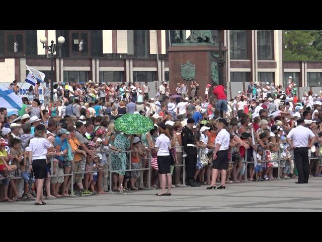 ДЕНЬ ВМФ. г.Новороссийск. (26 июля 2015 года)