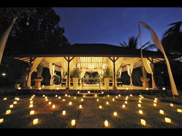 БАЛИ | ОТЕЛЬ МЕЛИА Melia Bali Villas & SPA Resort НОЧЬЮ