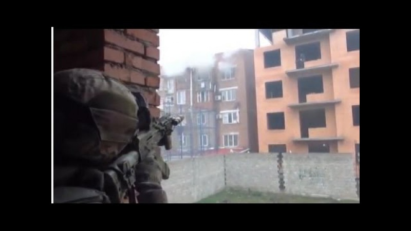 Russian Special Forces In Heavy Firefight With Dagestani Militants
