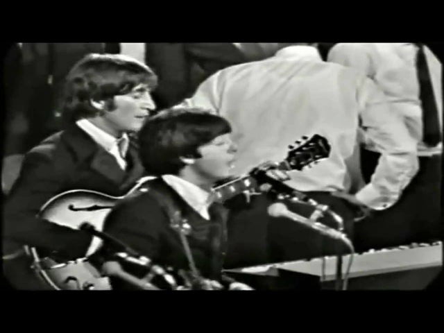 The Beatles HD - Yesterday Live in Germany (Remastered)