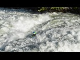 Tumwater Solitude Sam Grafton Kayaks Wenatchee River Class V and V+
