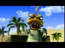 овечка на острове - мультфильм