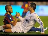 Cristiano Ronaldo vs Dani Alves best scenes