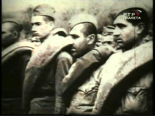 Сталинские соколы Крылатый штрафбат avi